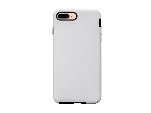 Monoprice Cell Phone Case for Apple iPhone 7 Plus - White