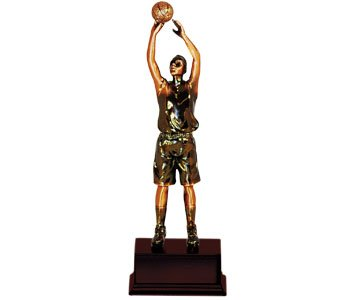 resin basketball statues - 8