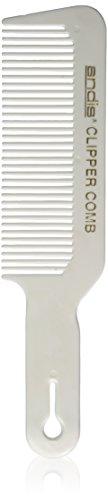Andis White Clipper Comb - Clipper Comb