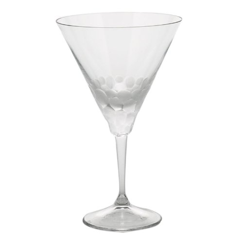 MOSER CRYSTAL PEBBLES Cocktail 12.9 oz. clear by Moser