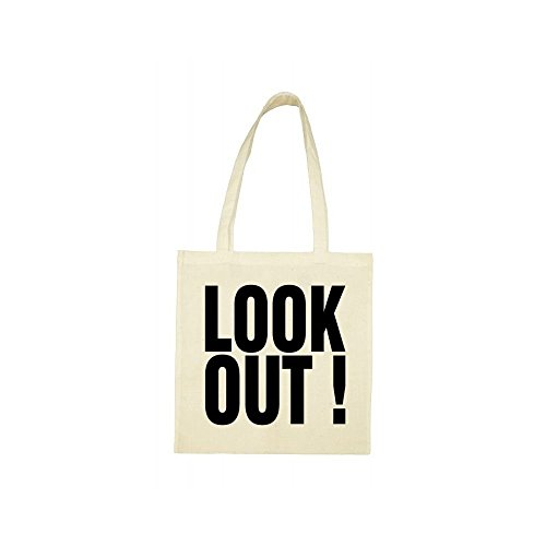 Tote out beige bag Tote bag look cfW0RqvaFw