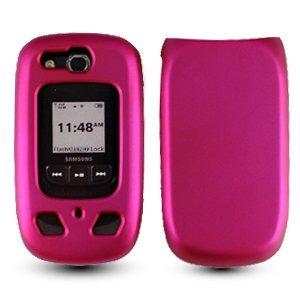 For Verizon Samsung Convoy 2 U660 Accessory - Pink Hard Case Cover+ Lf Stylus Pen (Pink)
