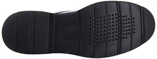 Arrall black Scarpe Geox Derby A Nero Stringate U C9999 Uomo Z5TxqF