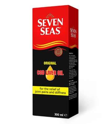 (Seven Seas Cod Liver Oil Range Traditional Liquid 300mls by Seven Seas)