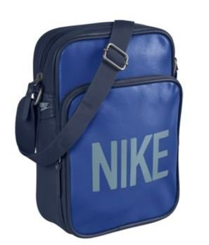 Nike Heritage Track Mini Messenger Bag - Blue ff4203a8d3e6d