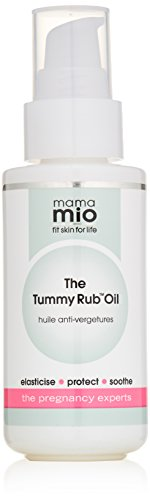 Mama Mio The Tummy Rub Oil, 4.1 fl. oz. (Difference Between Mia 1 And Mia 2)