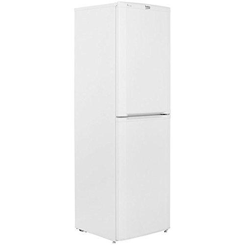 Beko CS5824W A+ Rated 4 Shelves Combi 154 Litres Fridge 105 Litres Freezer in White