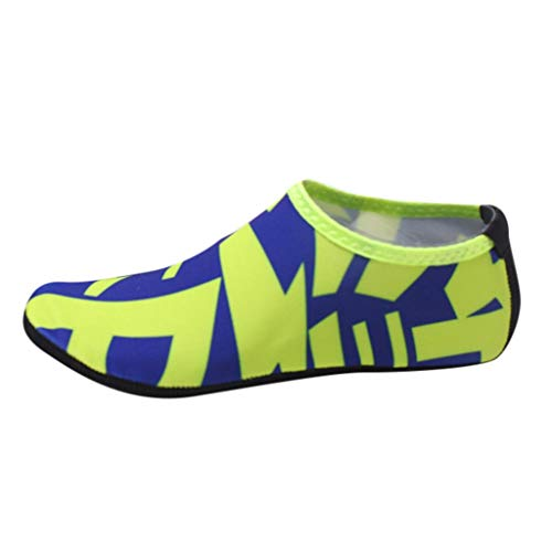Mens Womens Water Sports Shoes Quick Dry Aqua Socks Barefoot Yoga Socks for Diving Swim Surf Aqua Walking Beach Yoga