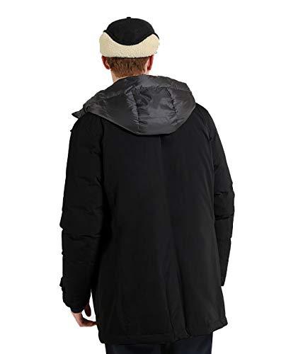 City Uomo Coat Giaccone Nero Woolrich Da 1WTdZOTq