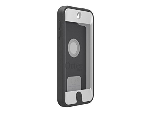OtterBox 77-55415 Defender Series Case for Apple iPod Touch 5th Generation - Glacier / White - Frustration-Free Packaging