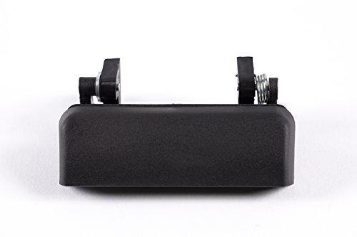 (Replacement Front Right Passenger Side Black Door Handle for Ford Ranger, Mazda Truck, Van FO1311120 (1993, 1995, 1996, 1997, 1998, 1999, 2000))