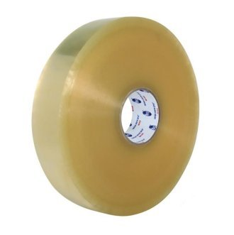 Intertape USA QT Machine Grade Packaging Tape  x 1,000 yds )