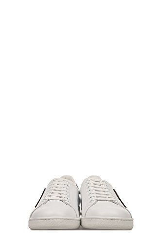 Neil Barrett Hombres Pbct204g9043526 Zapatillas De Deporte De Cuero Blanco Menos de $ 60 Venta en línea Outlet Explore Venta barata en línea Manchester Venta en línea Buena venta barata 7fxmHZGS
