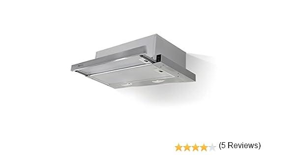 Campana ECOLINE 60 INOX V3: Amazon.es: Grandes electrodomésticos