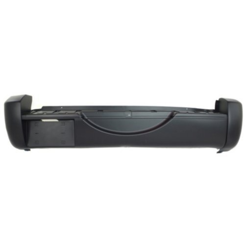 Rear Bumper Cover Compatible with 2002-2007 Jeep Liberty Primed