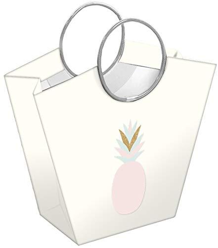 Clairefontaine 83447C Mikado Lines Trapeze Paper Bag 20 x 12 x 27.5 cm ()