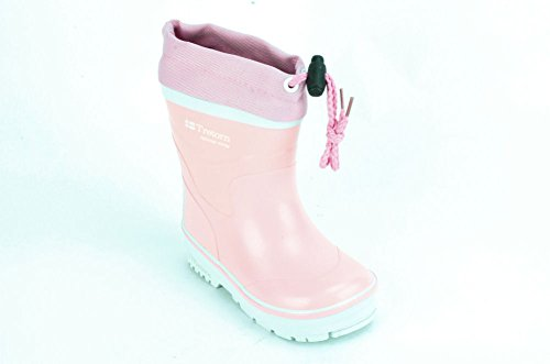 Price comparison product image Tretorn Optimist Winter Boot (Toddler/Little Kid),Pink,26 FR(9.5 M US Toddler)