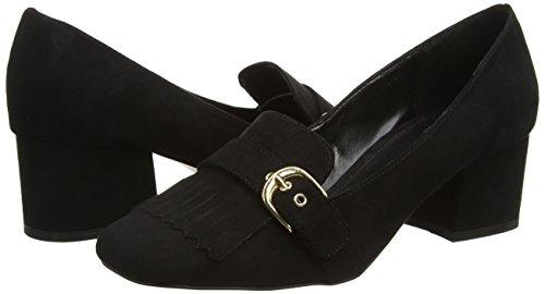 Agatha Carvela Donna black Scarpe Tacco Nero Col qC6gdOC