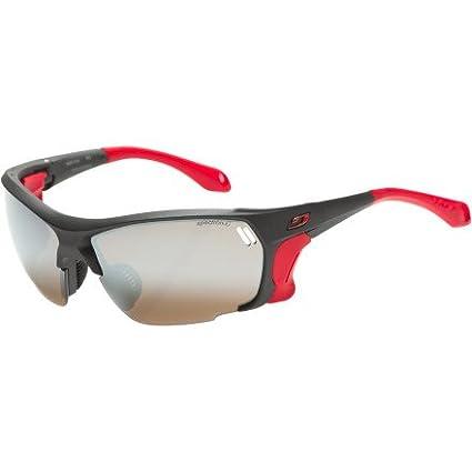 Julbo Trek Sp4 - Gafas de Ciclismo, Color Gris/Rojo, Talla ...
