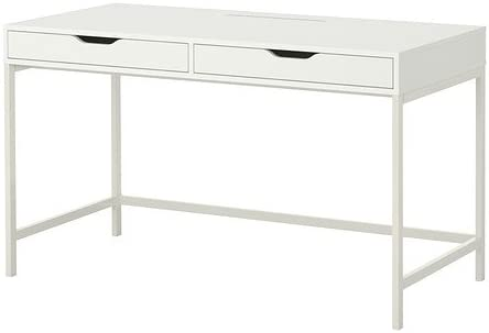 Ikea Alex - Escritorio, Blanco - 131x60 cm: Amazon.es: Hogar