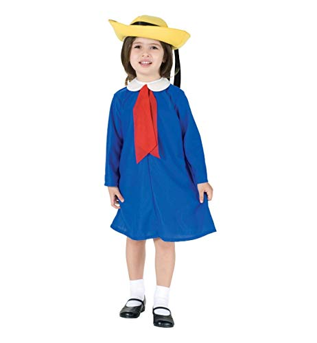 Rubies Girls Madeline Costume with Hat, -