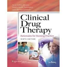 Clinical Drug Therapy/ Rationales for Nursing Practice
