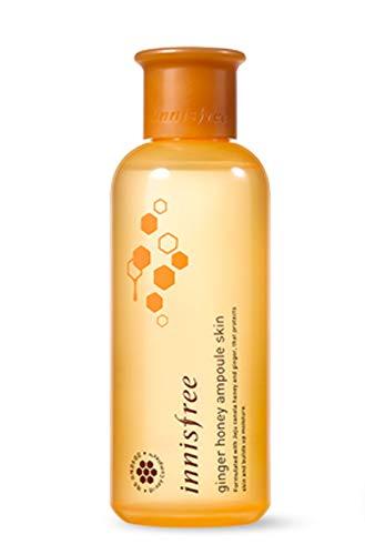 - (innisfree) Ginger Honey Ampoule Skin 200ml (Honey double-skin Enriched with skin Nourishing skin Honey moisturizing)