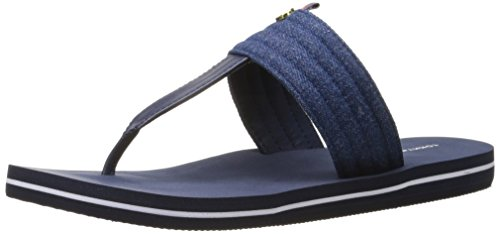 Tommy Hilfiger Women's Clovi, Navy, 9 M US
