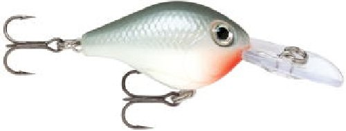 Rapala Ultra Light Crank 3 Fishing Lure, Shad, (Lure Light)