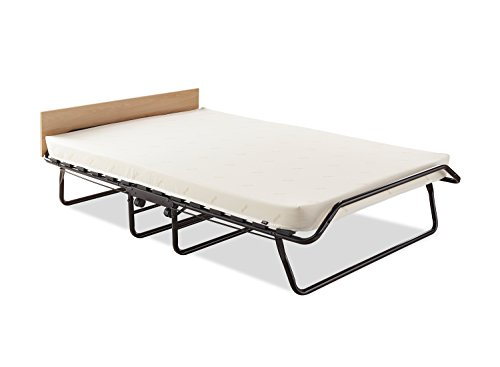 JAY-BE Contour Oversized Folding Bed with Memory Foam Mat...