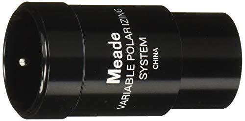 Meade Instruments 07286 No.905 1.25-Inch Variable Polarizing Filter (Black)