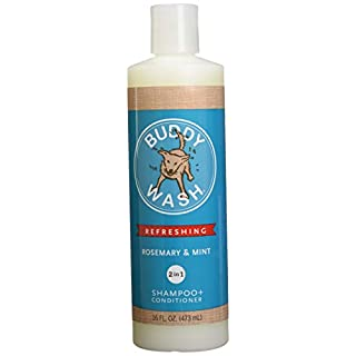 Buddy  Wash Dog Shampoo & Conditioner for Dogs