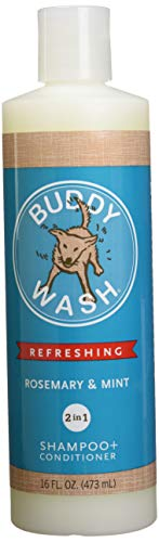2001 Buddy - Cloud Star Buddy Wash - Rosemary & Mint Scent - 16oz.