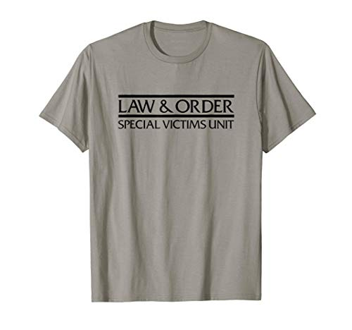Law & Order: SVU Logo T-Shirt - Official