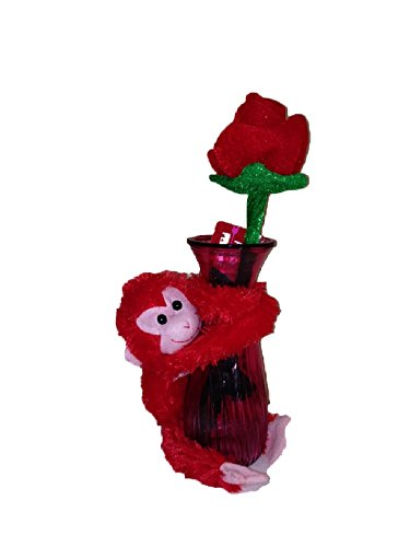 Valentineu0027s Day Love Monkey Bundle (Red)
