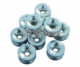 Trimmer Head Eyelet / Stihl 4112 713 8300 10/Cs -  STENS POWER EQUIPMENT PARTS, INC., 385-116