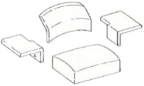 Amazon com: 8H433 4H4078 8H9167 Seat Cushion Set Made for