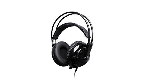 SteelSeries Siberia v2 Full-Size Gaming Headset - (Black) (Certified Refurbished)