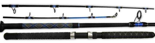 Tsunami Sapphire XT Conventional Fishing Rod 5'8'' 12-25 lb (Tsunami Conventional Rod)