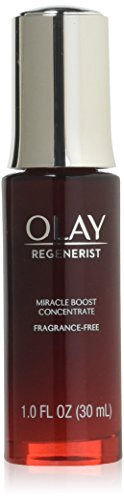 Face Serum by Olay Regenerist Miracle Boost Concentrate Advanced Anti-Aging Fragrance-Free, 1 Ounce ()