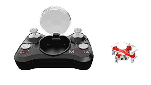 31rr7RaV0%2BL MOTA JETJAT Nano Drone Quadcopter Controller (Red)
