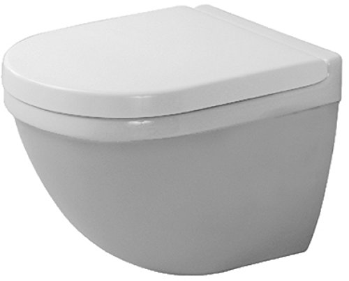 Duravit 2227090092 Toilet Bowl Wall-Mounted Starck 3
