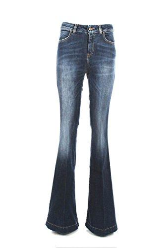 Jeans Donna Kaos Twenty Easy 32 Denim Fi3bl005 Autunno Inverno 2015/16