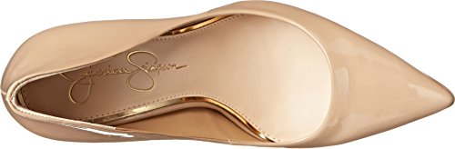 Image of Jessica Simpson Women's Cambredge Dress Pump, Nude, 8 M US