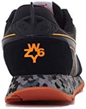 W6YZ Jet-M 1A27 Nero/ARANC. Sneakers Uomo