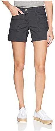 """UNIONBAY Womens J1R5B38 Darcy Stretch 5"""" Inseam Short Casual Shorts"""