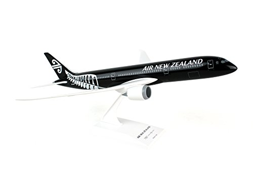 Daron Skymarks Air New Zealand 787-9 1/200 New Black LIV Building Kit
