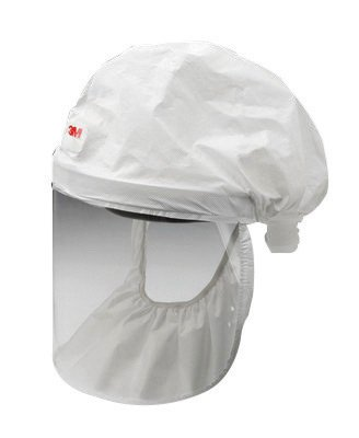 3M Medium/Large Economy Headcover For 3M Versaflo Powered Air Purifying and Supplied Air Respirator Systems