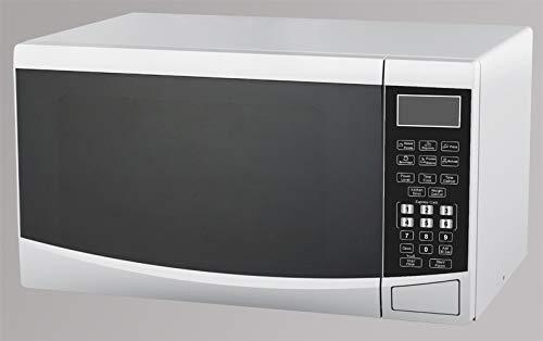 Avanti MT09V0W Countertop Microwave, 0.9 cubic Feet, White