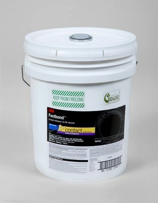 3M (30NF) Contact Adhesive 30NF Neutral, 5 gal (Fastbond Contact Adhesive)
